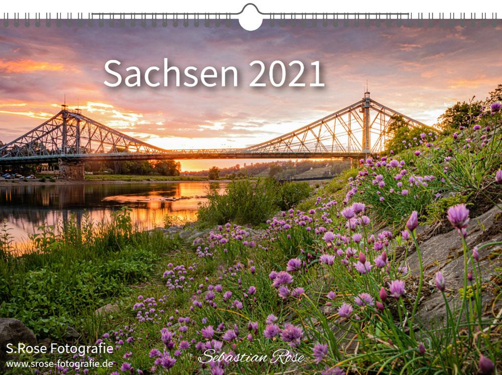 Sachsen Fotokalender 2021